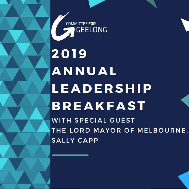 Geelong Annual Leadership Breakfast Image